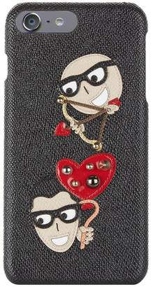 Dolce & Gabbana #DGFamily Cupid iPhone 7/8 Plus Case