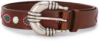 Orciani micro studded belt