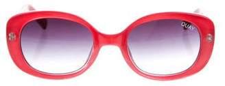 Quay Lulu Gradient Sunglasses