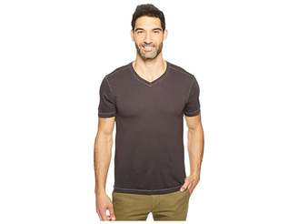 Agave Denim Kerbox Short Sleeve V-Neck Supima Modal Men's Short Sleeve Pullover