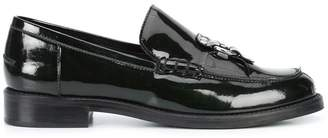 Rachel Comey horsebit varnished loafers