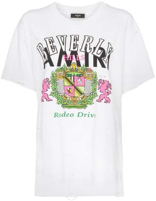 Amiri Beverly Hills Printed T-Shirt