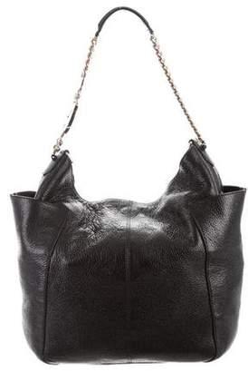 Jimmy Choo Leather Anna Bag