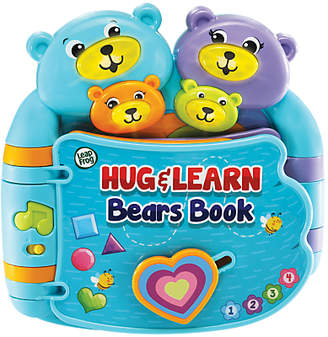 Leapfrog Hug & Rhyme Bears Electronic Book