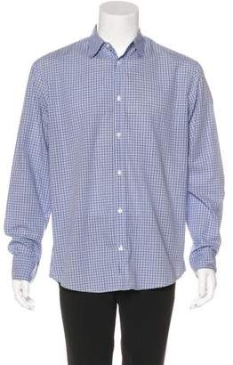 Frank And Eileen Plaid Woven Shirt