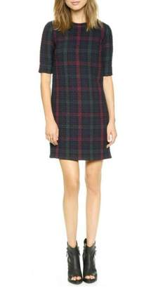 Elizabeth and James Clairemont Plaid Dress