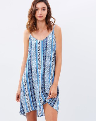 PJ Salvage Coastal Dress