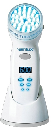 Verilux ClearWave Phototherapy System for Acne