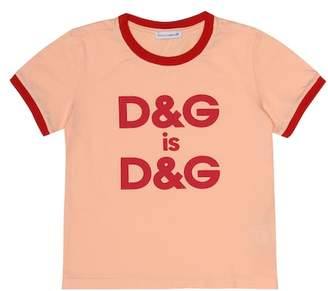 Dolce & Gabbana Is T-shirt