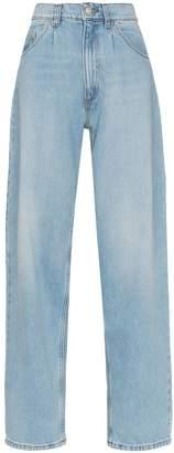 Magda Butrym Grangeville wide-leg jeans