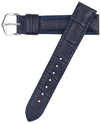 Hirsch 18mm Leather Watch Strap
