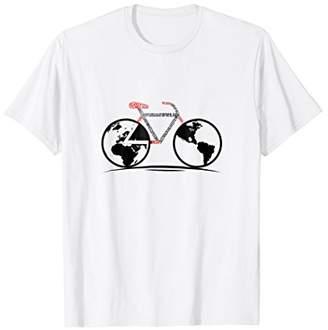 Cool Tees - Bicycle Amazing Anatomy World T-Shirt