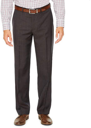 COLLECTION Collection by Michael Strahan Plaid Classic Fit Suit Pants
