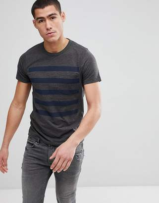French Connection 5 Stripe T-Stripe