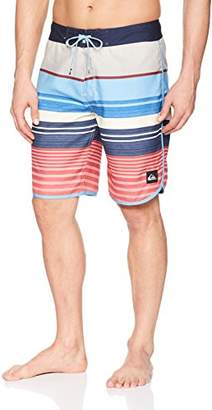 Quiksilver Men's Eye Scallop 20 Boardshort Swim Trunk