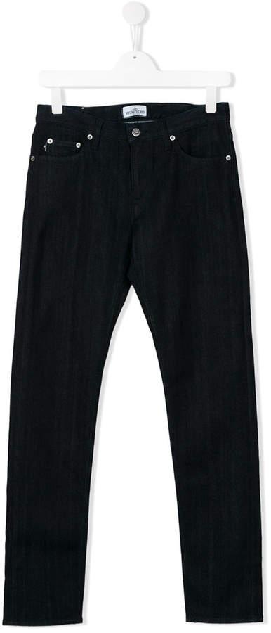 Stone Island Junior regular jeans