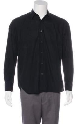 Givenchy Pattern Woven Shirt