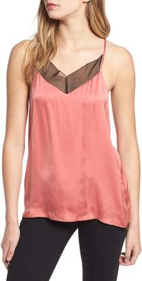 7 For All Mankind Satin Camisole