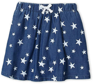 Levi's Girls 4-6x) Star Circle Scooter Skirt