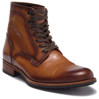 Magnanni Marcelo Leather Lace-Up Boot