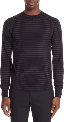 Dries Van Noten Minty Stripe Sweater