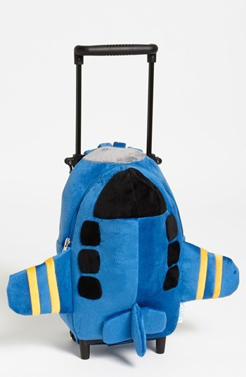 Popatu 'Trolley' Rolling Backpack