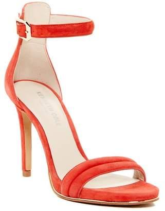 Kenneth Cole New York Brooke Suede Ankle Strap Sandal