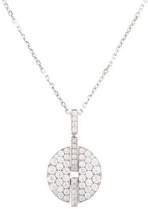 Cartier Himalia Diamond Pendant Necklace