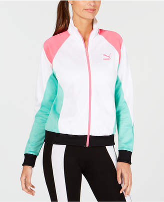 Puma Colorblocked Track Jacket