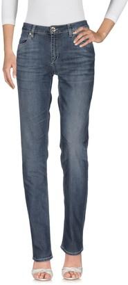 AR+ CAMOUFLAGE AR AND J. Denim pants - Item 42629783