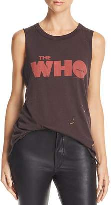 Chaser The Who Muscle Tee