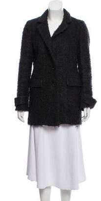 Anna Molinari Long Sleeve Short Coat