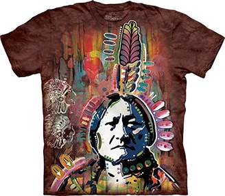 The Mountain Men's Sitting Bull 1 T-Shirt