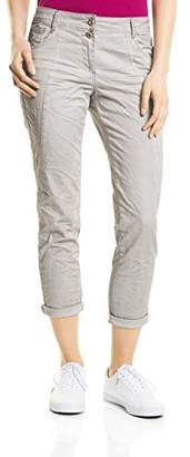 Cecil Women's Newyork Trousers,(Manufacturer Size: 33)