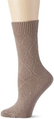 Elbeo Women's Warme W Socks,5