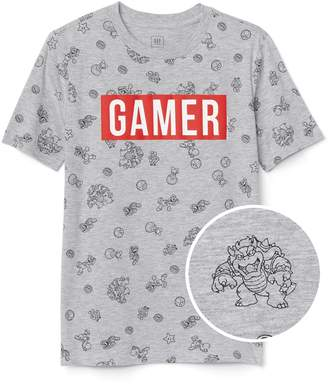 Gap Nintendo? Graphic T-Shirt