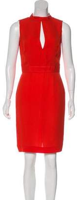DSQUARED2 Sleeveless Knee-Length Dress