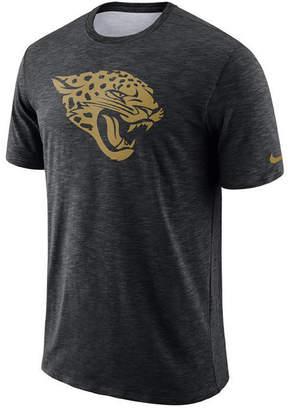 Nike Men's Jacksonville Jaguars Dri-Fit Cotton Slub On-Field T-Shirt