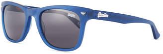 Superdry San Plastic Universal-Fit Square Sunglasses