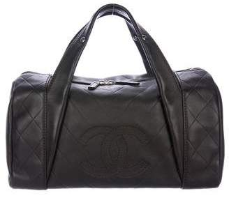 Chanel All Day Long Bowler Bag