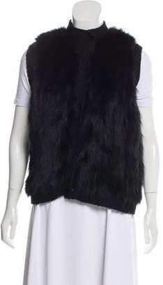 Pologeorgis Fox Fur Vest