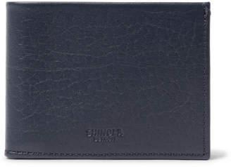 Shinola Textured-Leather Billfold Wallet