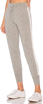 Spiritual Gangster Cashmere Blend Slim Sweater Jogger