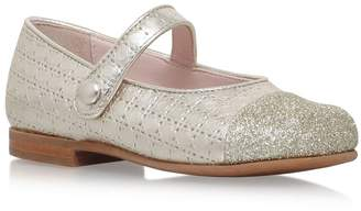 Christian Dior Quilted Mary Janes