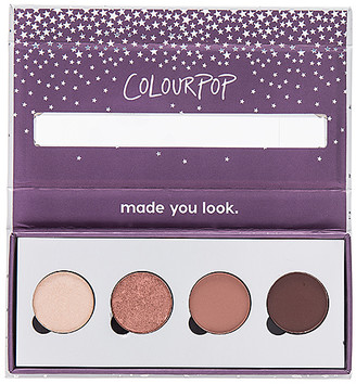 ColourPop x REVOLVE Pressed Powder Shadow Quad