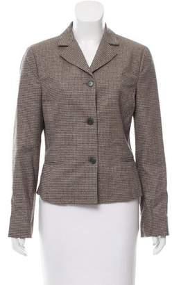 Barneys New York Barney's New York Wool Tweed Jacket