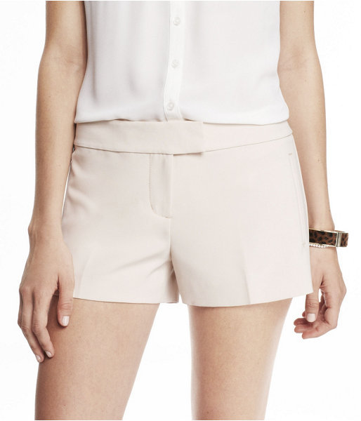 Express 2 1/2 Inch Extended Tab Soft Shorts