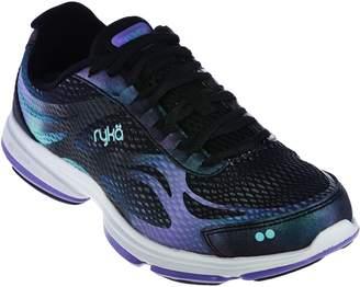 Ryka Lace-Up Walking Sneakers - Devotion Plus 2