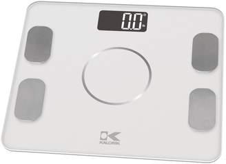 Kalorik Bluetooth Electronic Fat Scale with Body Analysis
