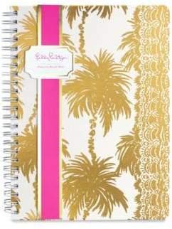 Lilly Pulitzer Metallic Mini Notebook